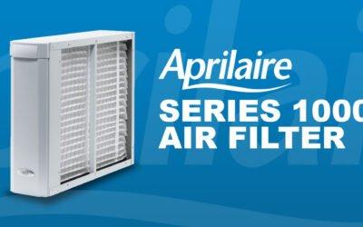 Aprilaire 1000 Series Air Filter