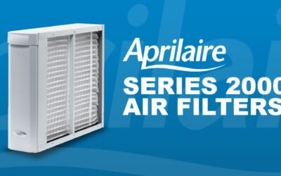 Aprilaire Series 2000 Air Filters