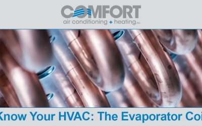 Know Your Air Conditioner: The Evaporator Coil